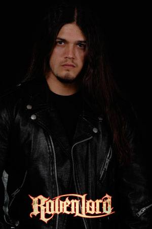 GeorgeKarafotis Raven Lord Announces New Guitarist