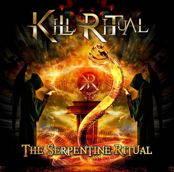 KillRitualCDCover Review   Kill Ritual The Serpentine Ritual