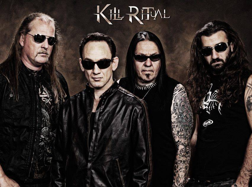 KillRiutal2013 Kill Ritual Unveil The Eyes Of Medusa Cover