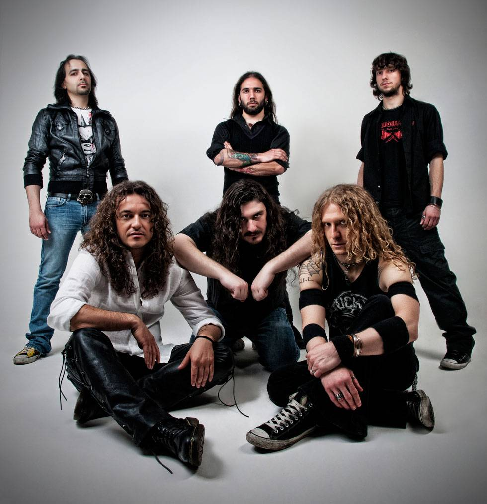 ROCK N GROWL - HARD N HEAVY METAL PROMOTION Secret Sphere signs with Rock N Growl