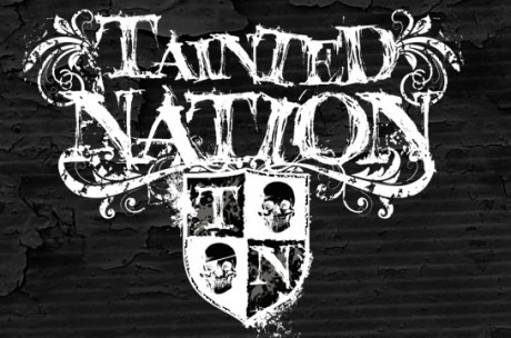 Tainted Nation Logo