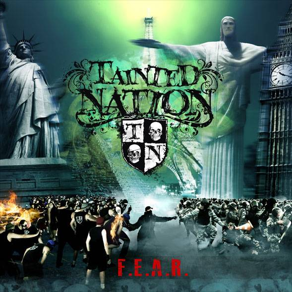 fear TAINTED NATION   Streaming Song Loser