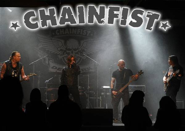 Chainfist Live