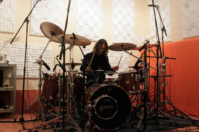 Javier Morillo Drums