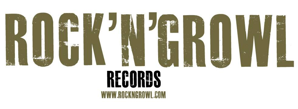 Rock N Growl - Hard N Heavy - Record Label