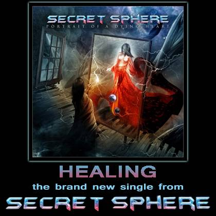 "Secret Sphere ""Healing"""