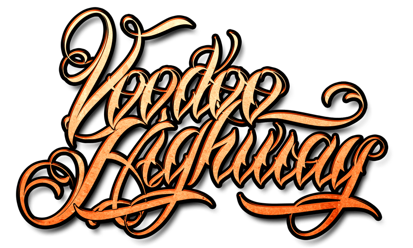 voodoologo VOODOO HIGHWAY signs with Dust On The Tracks