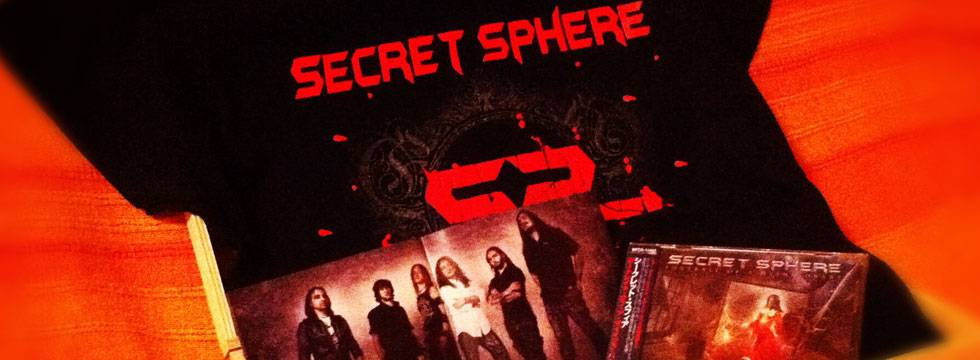 SECRET SPHERE - Limited Album Edition