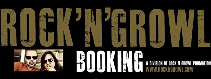 Rock N Growl Booking