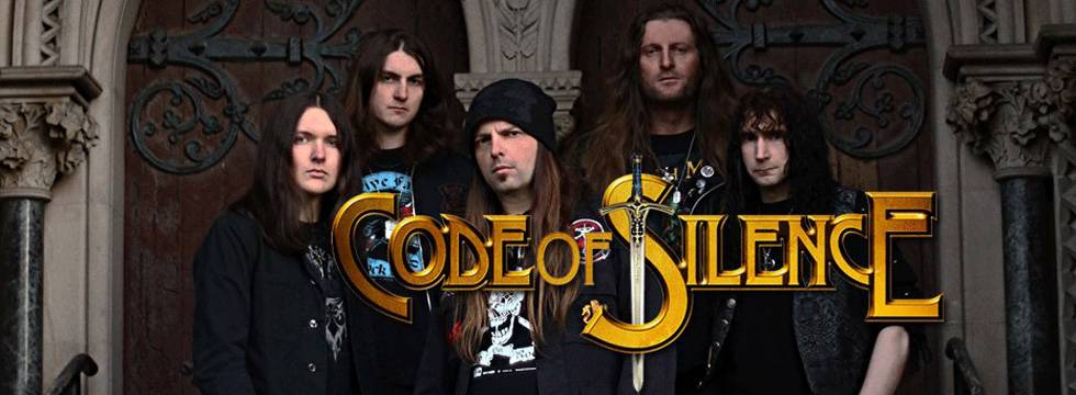 CODE OF SILENCE signs with Mausoleum/Rubicon