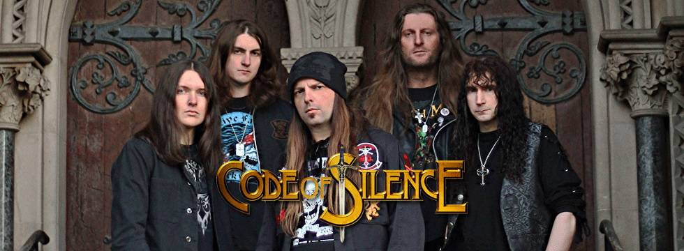 Code Of Silence - Introducing Band &amp; Album