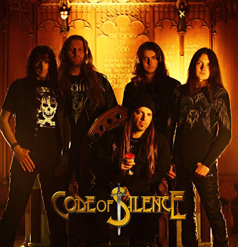 CodeOfSilenceMetal Code Of Silence   Introducing Band & Album