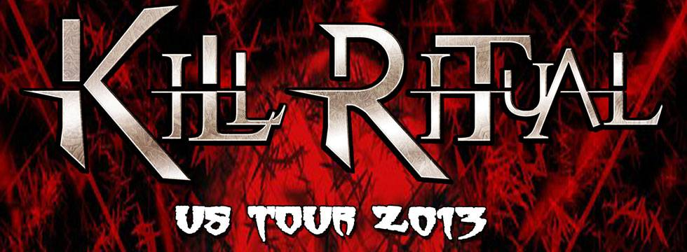 KILL RITUAL - Announced US Tour Dates