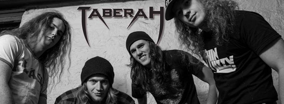 TaberahBands TABERAH New Album Cover Artwork, Tracklist