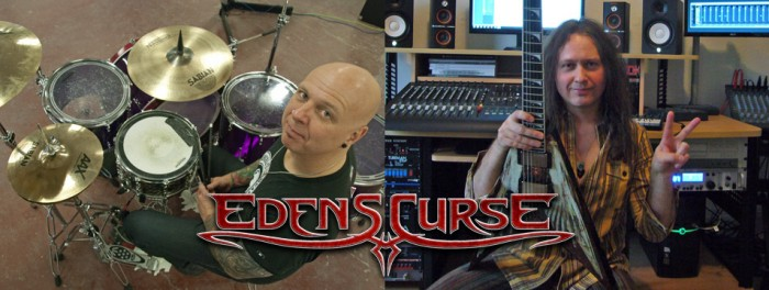 Eden&#039;s Curse Recording Fourth Album