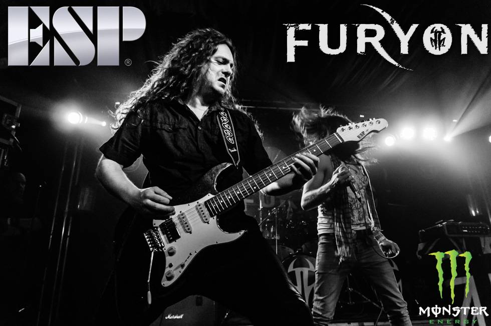 patheathespguitars Pat Heath (Furyon) now endorses ESP Guitars