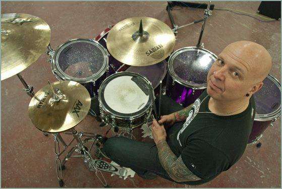 Pete Newdeck Drums