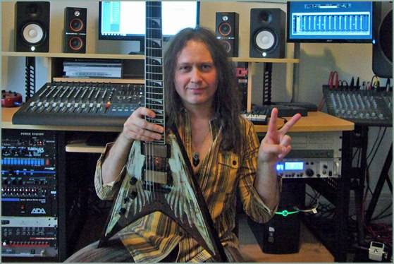 thorstenkoehneguitars EDENS CURSE Begin Recording New Album