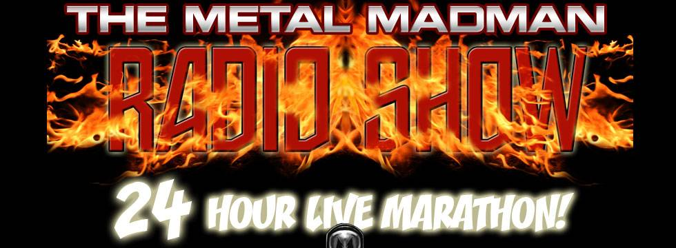 Metal Madman Radio Live Marathon