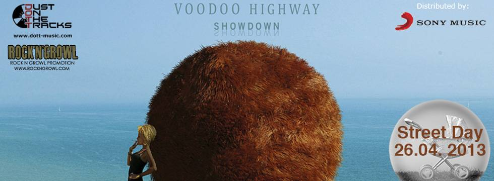 Voodoo Highway Reveal Showdown Cover, Tracklist