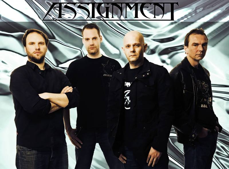 AssignementBand ASSIGNMENT Signs With Mausoleum Records