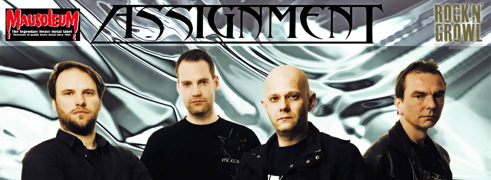 ASSIGNMENT Signs With Mausoleum Records