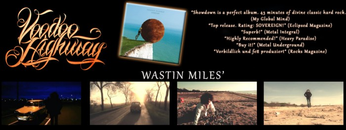Wastin Miles Video
