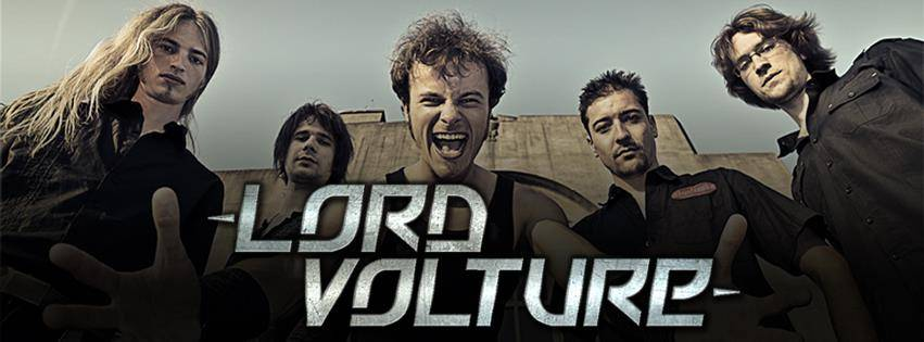 LordVolture13 LORD VOLTURE announce NL/GB Tour