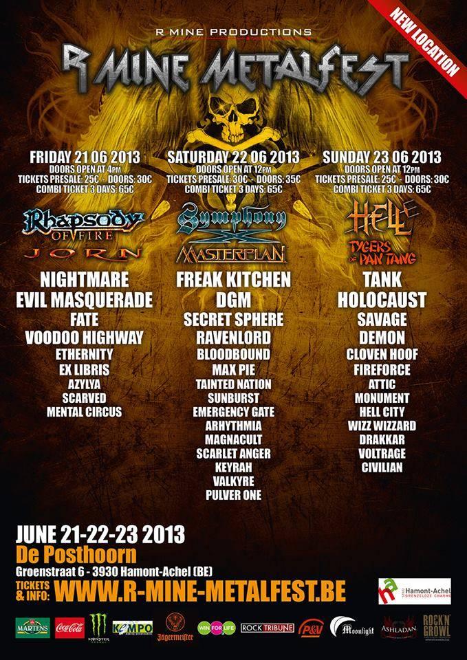 R-Mine Festival 2013