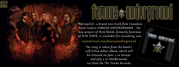 Famous Underground - Necropolis