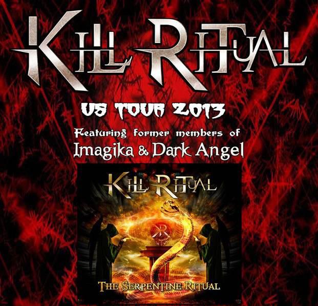Kill Ritual Tour