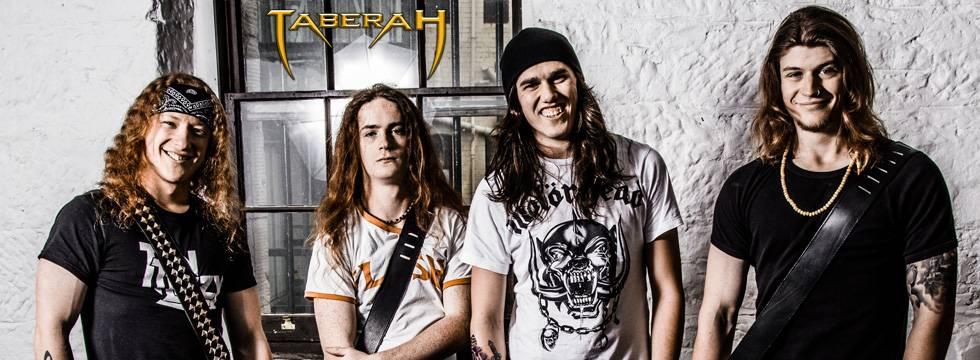TABERAH New Album Cover Artwork, Tracklist