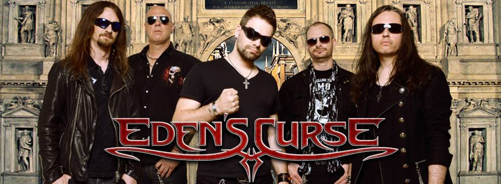 EDEN'S CURSE Introduce New Lineup