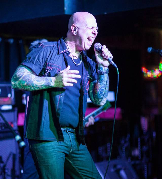 Pete Newdeck Vocals