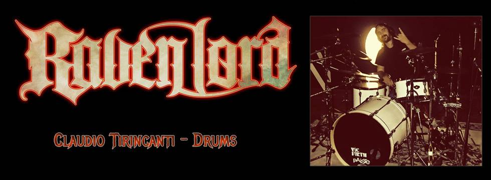 RAVEN LORD Announce New Drummer