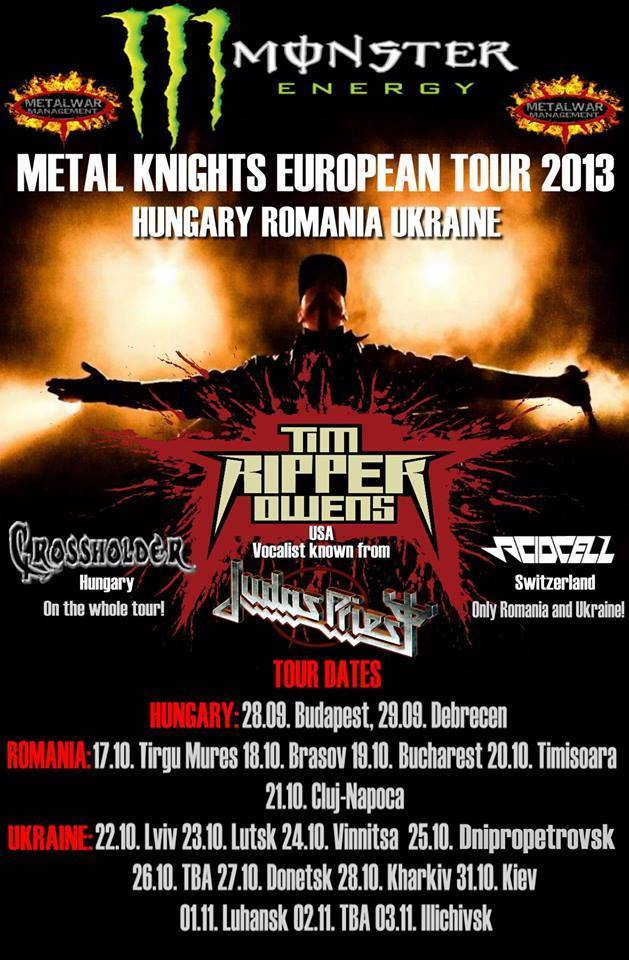 Metal Knights Tour