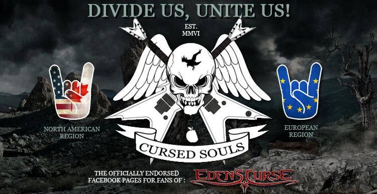EdensCurseFanClub EDENS CURSE Talks To RockNGrowl