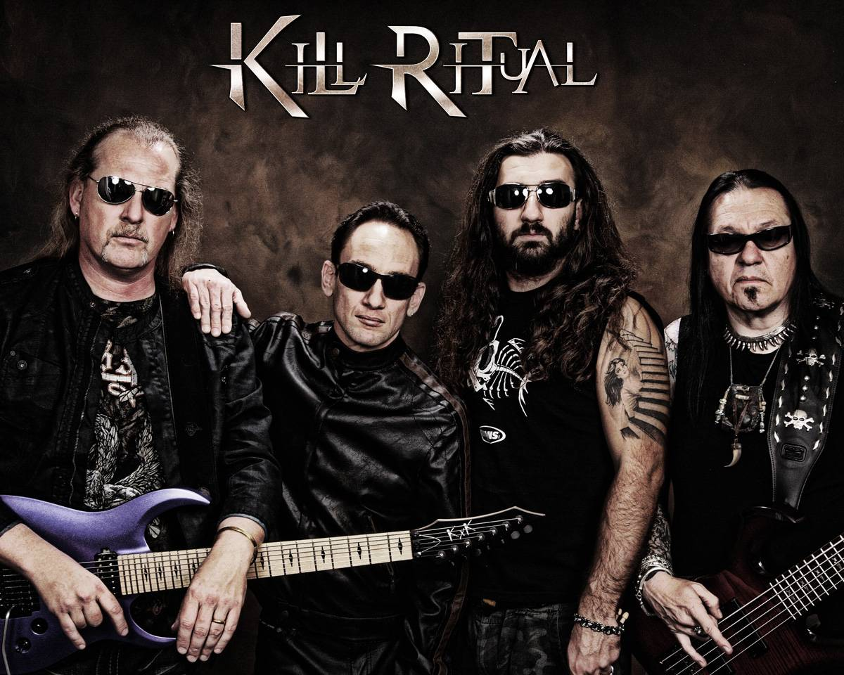 FBHEAD1 Kill Ritual signs with GoldenCore Records