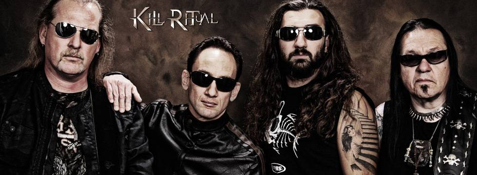 KILL RITUAL Completes Recording Second Album