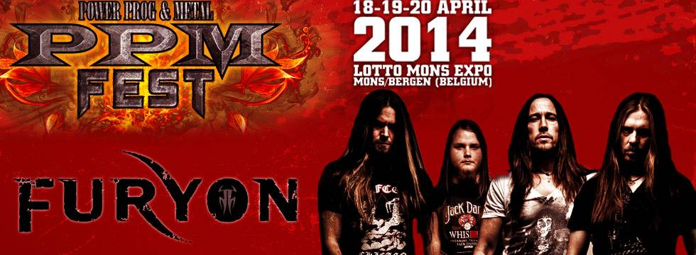 FURYON confirmed for PPM Fest 2014