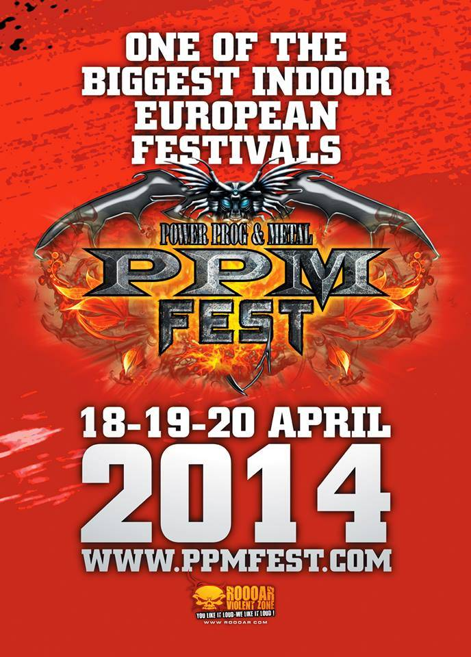 PPMFestival2014 FURYON confirmed for PPM Fest 2014