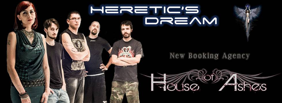 Heretic's Dream Signs With House Of Ashes
