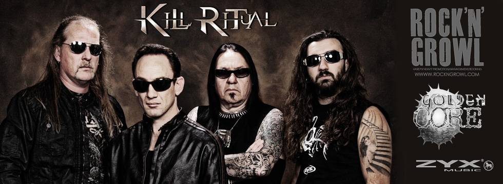 Kill Ritual signs with GoldenCore Records