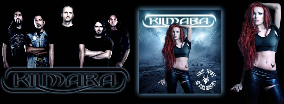 Kilmara Unveil Album Cover Artwork