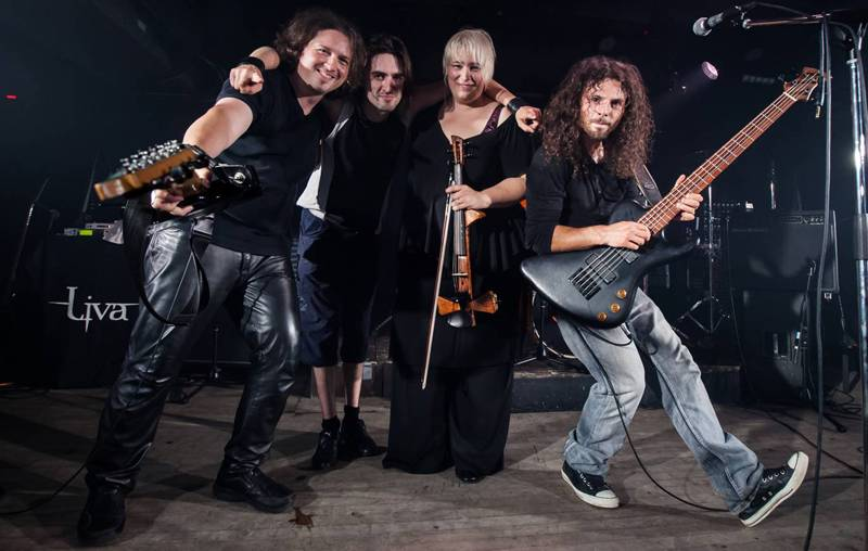 ROCK N GROWL - HARD N HEAVY METAL PROMOTION Liva To Release 'Human Abstract' Album