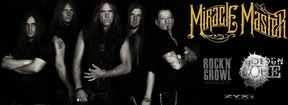 Miracle Master signs with GoldenCore Records