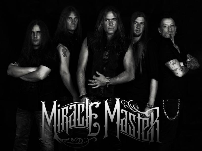 Miracle Master Hard Rock Band