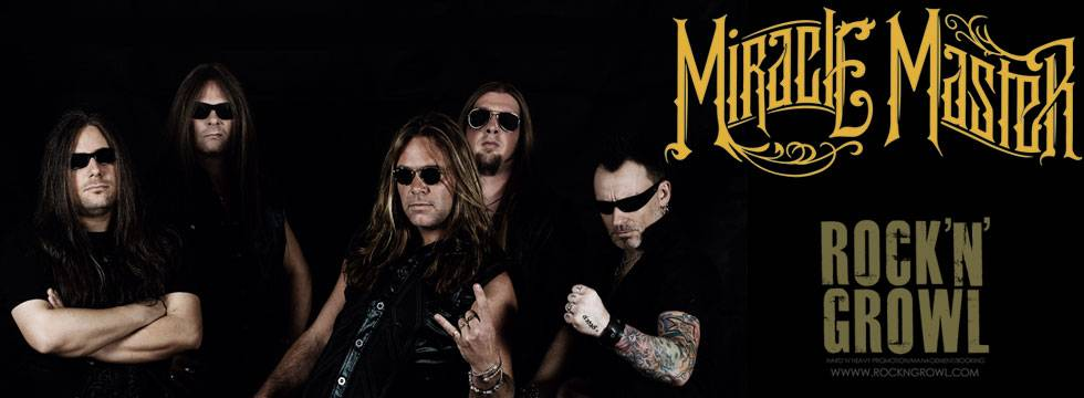 Miracle Master signs with Rock'N'Growl