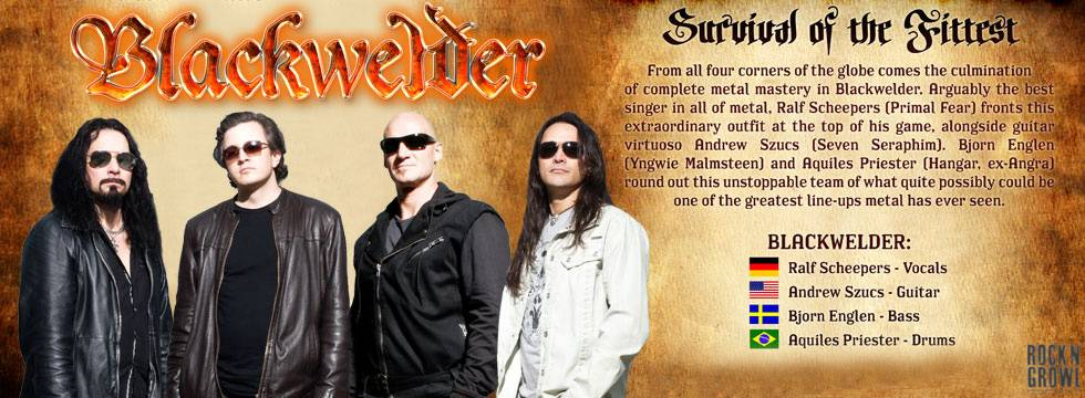 Blackwelder Power Metal