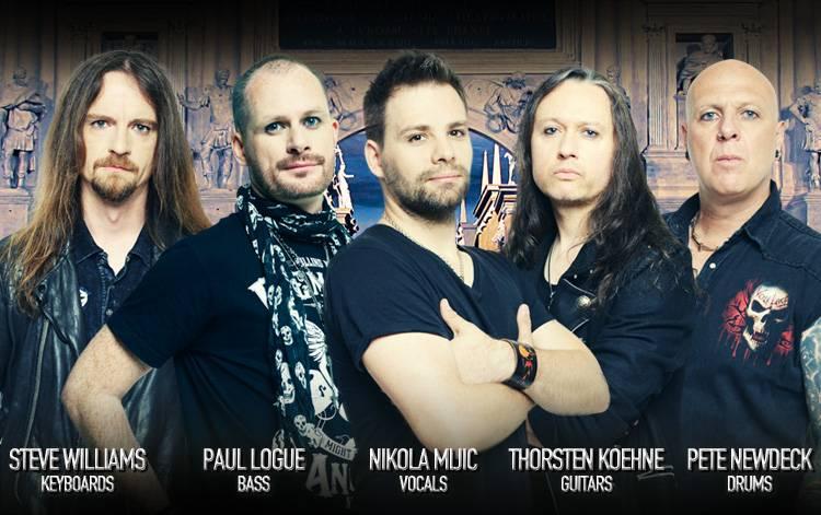 ROCK N GROWL - HARD N HEAVY METAL PROMOTION Eden's Curse Studio Episode 5 Available